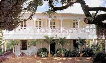 Les Maisons créoles en Martinique - Houses in Martinique Creole dans La Culture de Madinina digues